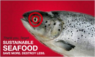 Target Supports Sustainable Seafood